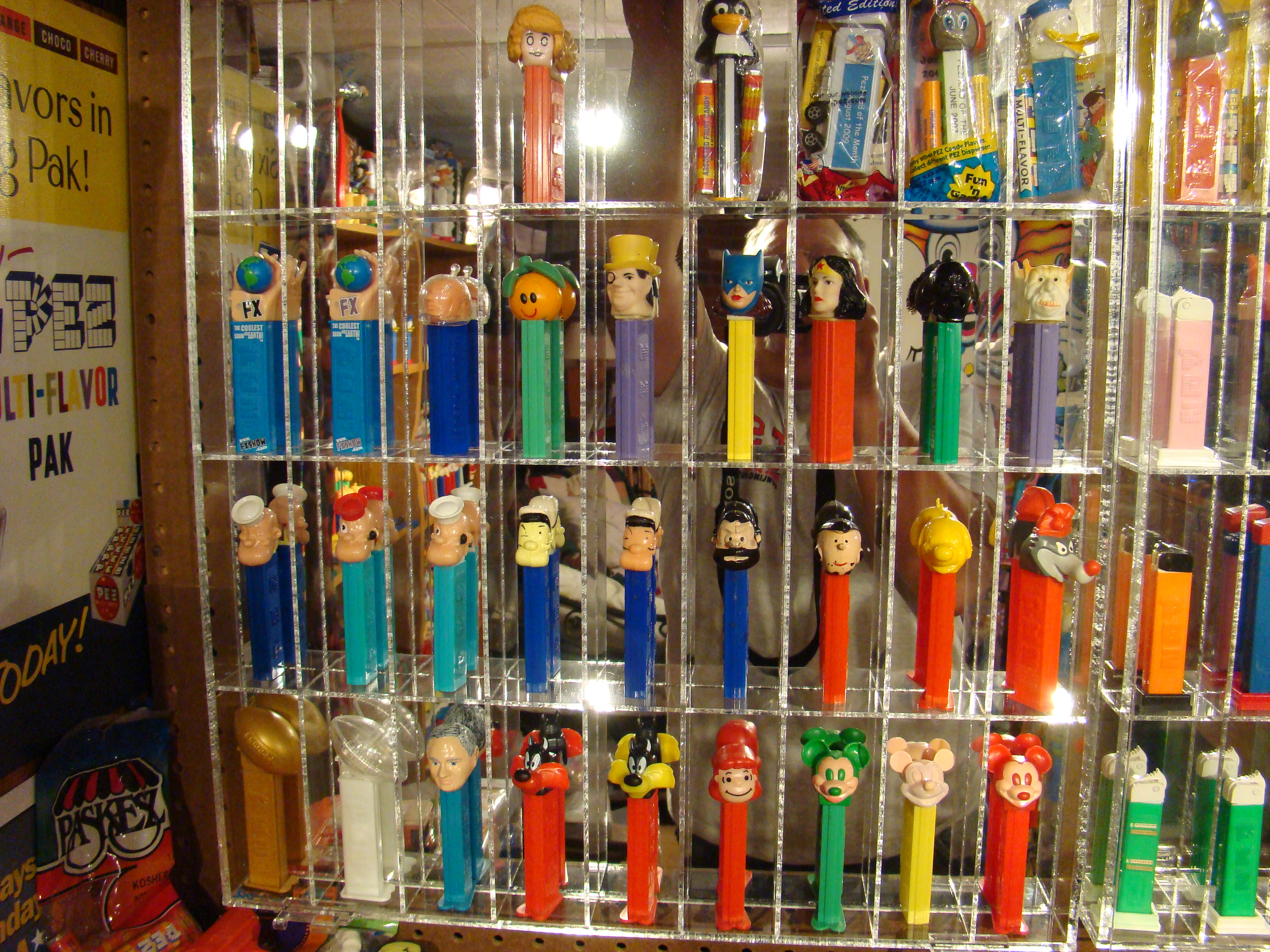 My Collection | Snailpez's Pez Emporium: https://snailpez.wordpress.com/my-collection